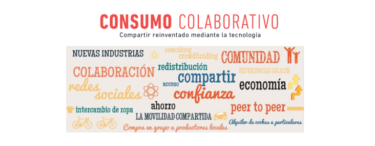 Blog Consumo Colaborativo: compartir reinventado mediante la tecnología (2011) </br>