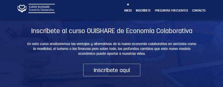 MOOC Economia Colaborativa (Ouishare, 2015) </br></br>