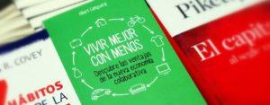 """Libro """"Vivir mejor con menos"""" (Connecta, 2014) </br></br>"""