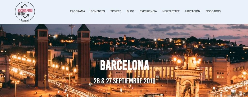 Reshaping Work Barcelona: Futuro(s), Trabajo(s) y un nuevo contrato social (Ouishare, 2019)