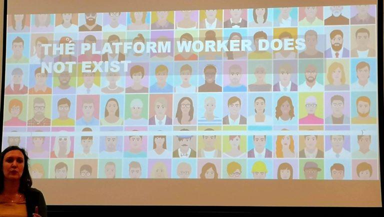 """""""El trabajador de plataforma no existe"""" y otras 4 cosas que aprendí la semana pasada"""