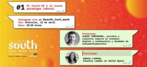 South Tech Talk: Primer evento online de South Tech Week