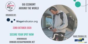 Economia Gig alrededor del mundo