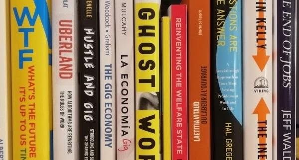 """Everything is a remix. Los 5 libros que más me inspiraron al escribir """"El trabajo ya no es lo que era"""""""